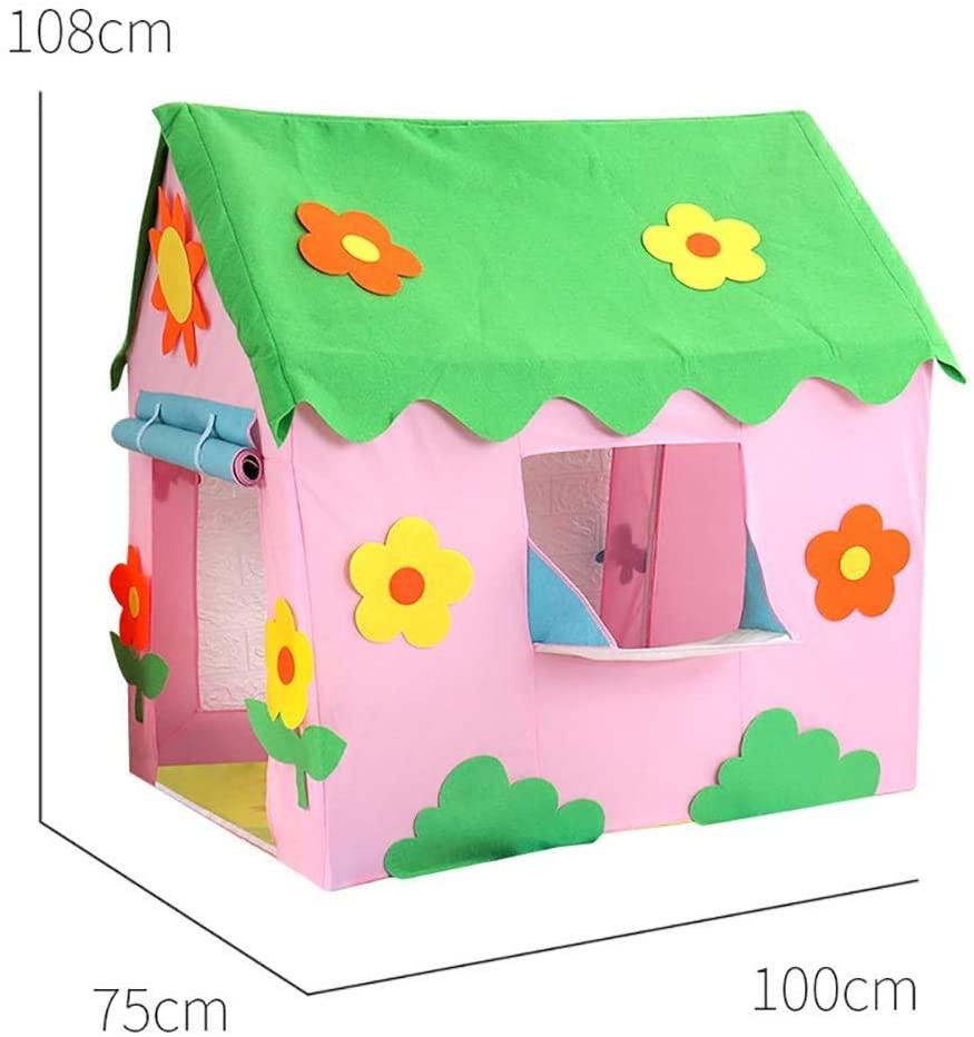Dimension Kinder Spielhaus Spielzelt Prinzessin Traum Schloss Burg Haus