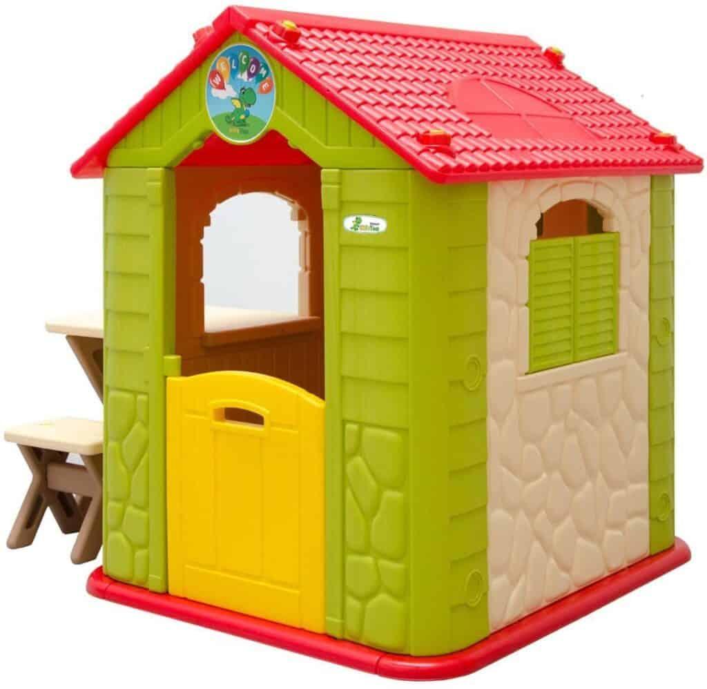 Indoor Kinderspielhaus - Kunststoff
