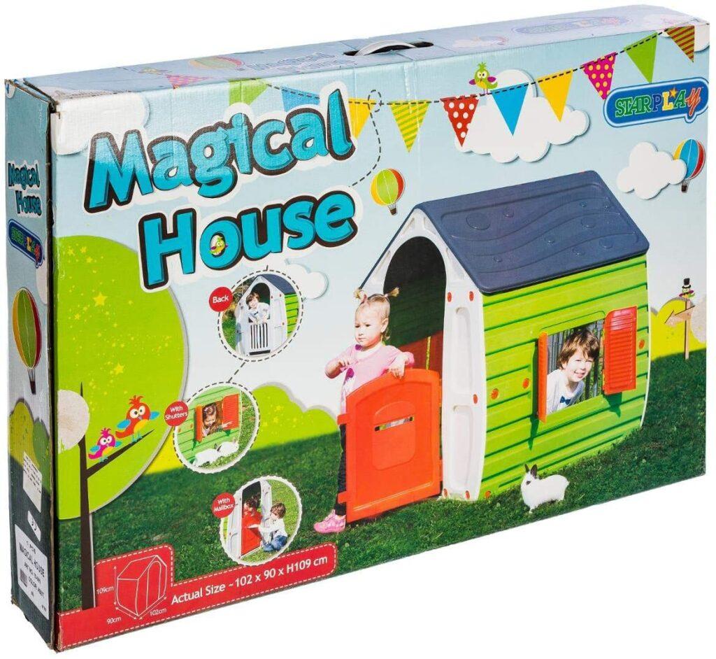 Verpackung Zauberhaus Classic Farben
