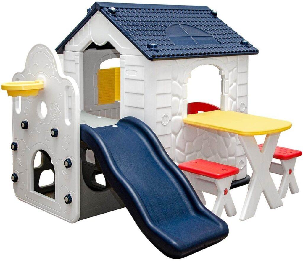 LittleTom Spielhaus Kunststoff