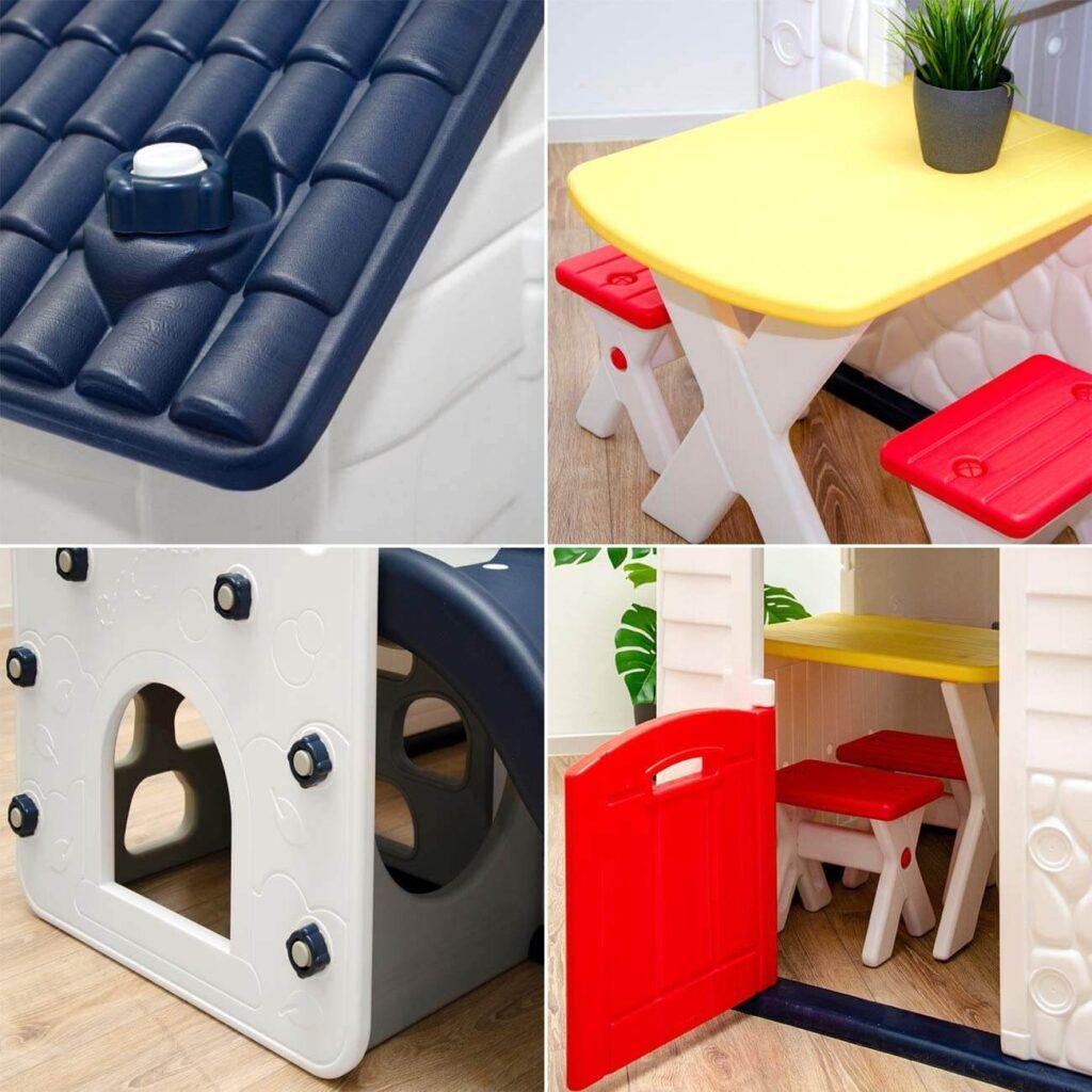 LittleTom Spielhaus für Kinder