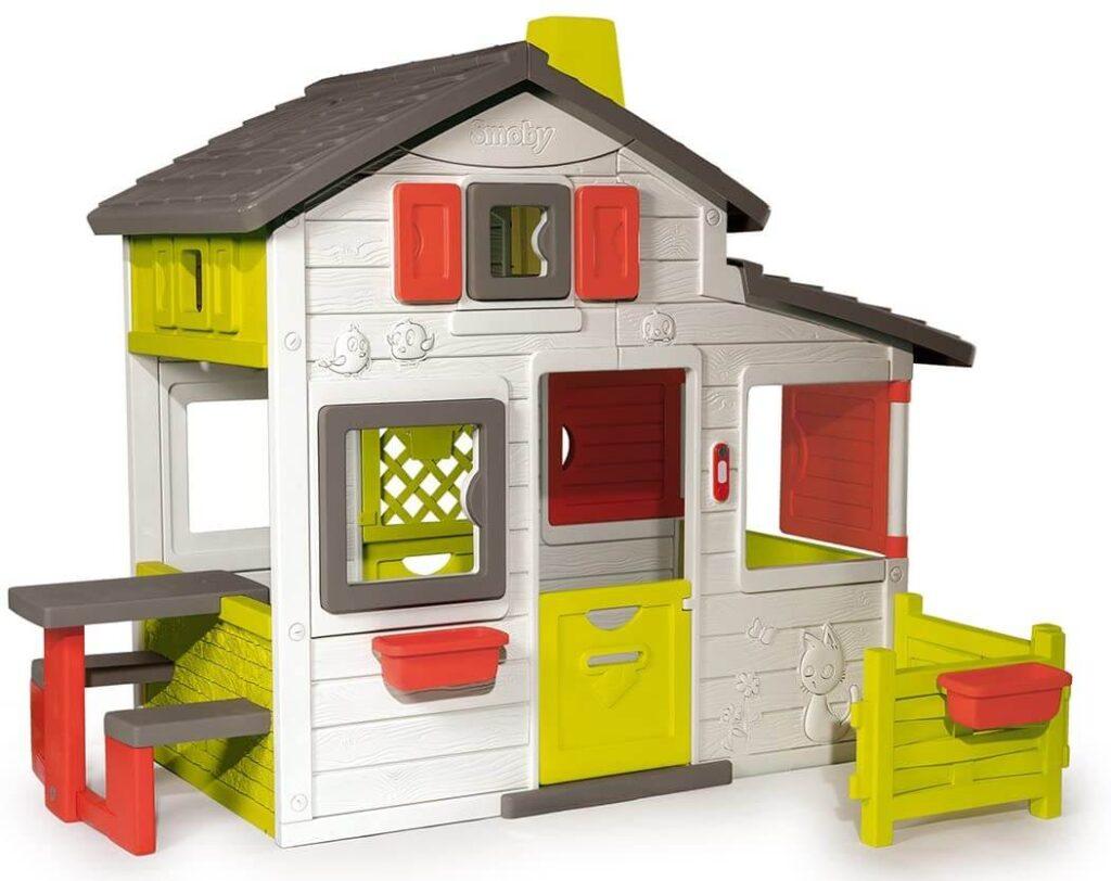 Smoby Kunststoff Spielhaus